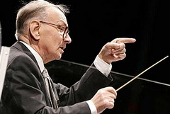 A Trani omaggio al maestro scomparso Ennio Morricone