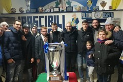 Tra ricordi e futuro la Vigor Trani festeggia 90 anni di storia del calcio