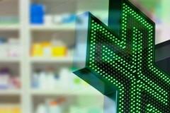 Tentato furto con scasso alla farmacia Mininni Jannuzzi in via Tasselgardo