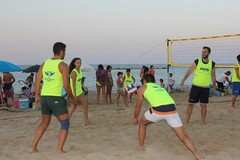 Torneo di beach volley, due giornate di sport e divertimento