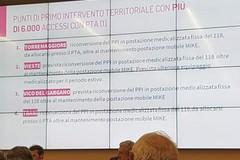 A Bari un incontro sul futuro dell'ospedale ma il sindaco non c'è