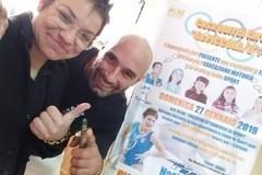 A Trani un importante evento sportivo alla presenza dell'ex ginnasta italiana, Adriana Crisci