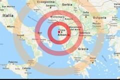 Terremoto al largo della costa albanese, forte scossa avvertita a Trani