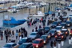 Covid, a Trani aumentano le aree con divieto di stazionamento e consumo di bevande