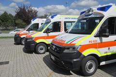Regione acquista autoambulanze emergenza covid per 118, una destinata alla Bat