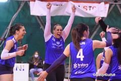 Lavinia Group Volley Trani, domenica ultima gara di campionato: al PalaFerrante arriva la Pallavolo Crotone