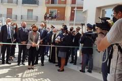 Ministro Lamorgese nella Bat, Ciliento e Messina: «Giornata storica per la Bat»