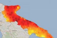 Ondata di calore di matrice africana a Trani