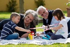 Festa dei nonni, anche nella Bat l'iniziativa di Senior Italia