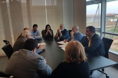Sanità, l'assessore Laurora e i consiglieri de Laurentis e Avantario incontrano Ruscitti