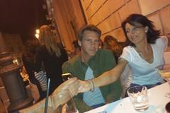 Emanuele Filiberto in visita nella città di Trani