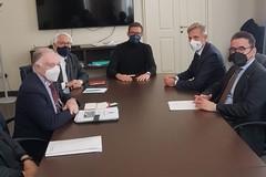 Bottaro incontra Confindustria e Ance: obiettivo su area industriale e valorizzazione del lungomare