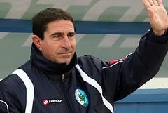 Vigor, Pettinicchio saluta i tifosi prima della partenza