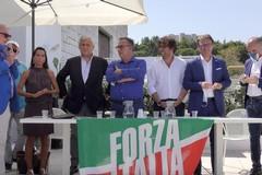 Forza Italia con Tajani presenta i candidati della Bat alle elezioni 2020