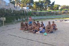 Inaugurato il campo da beach volley donato da Studenti Democratici