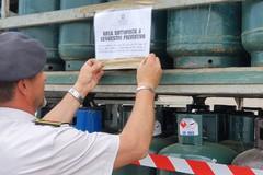 """Operazione """"Fuga di gas"""", le Fiamme Gialle di Trani sequestrano un'azienda d'imbottigliamento e deposito a Corato"""
