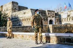 Strade sicure, due militari dell'Esercito di Trani sedano un tentativo di aggressione a Corato