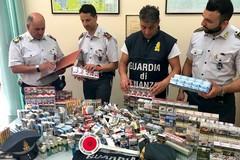 Vendeva tabacchi senza autorizzazione, denunciato un imprenditore tranese