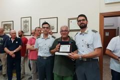 Guardia di Finanza:  si congeda  il tranese Di Terlizzi dopo 40 anni di servizio