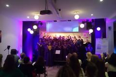 """Coro gospel a scuola, successo per l'iniziativa """"In...cantiamo con la musica"""""""