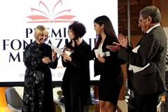 La vincitrice del Premio Megamark oggi ospite a Palazzo Beltrani