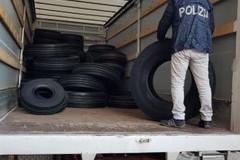 Furto di merci in autostrada, arrestate 10 persone: c'è anche un tranese