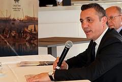 Consultazioni regionali, così Ventola da Emiliano sulla Bat