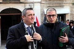 Il presidente Ventola commenta l'intitolazione della Palazzina Borsellino