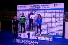La Judo Trani al campionato Assoluti di Lotta, medaglia d'argento per Sara Pellegrini
