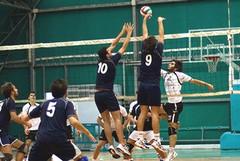Volley maschile, Geda Trani promossa in D