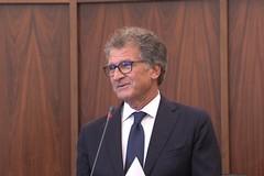 Palazzo Torres, l'addio dell'ex procuratore aggiunto Francesco Giannella