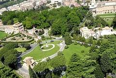 In Vaticano si inaugura il San Michele di Lomuscio