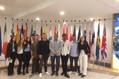 """Gli alunni dell'istituto Moro a Bruxelles per il progetto """"Europrogettazione"""""""