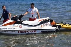 118 Asl Bt, garantito servizio di soccorso in acqua con idromoto