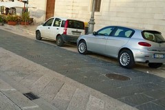 Via San Giorgio strada pedonale? Ormai non più