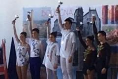 Pattinaggio artistico, il tranese Raffaele Renda è campione d'Italia