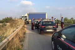 Ruba un camion e tenta la fuga, arrestato nelle campagne di Trani