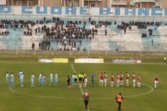 Trani-Casarano finisce 3-1