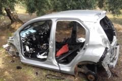 Auto rubata ritrovata nelle campagne tranesi dalla vigilanza campestre