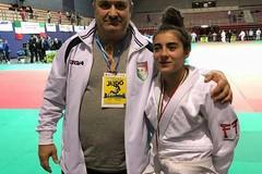 Judo Trani, sul podio Francesca Romanelli