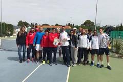 Il Tennis Club Trani vince la finale regionale serie C