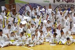 Taekwondo, celebrati a Barletta gli esami di cintura