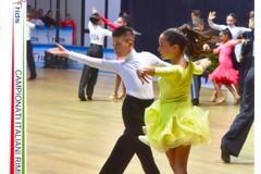 """Al Campionato Italiano di danza sportiva anche la scuola """"Trani Dance"""""""