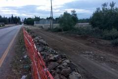 Provinciale Andria-Bisceglie, i lavori proseguono a rilento