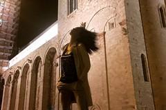 Trani incanta tutti: in città anche Nina Moric