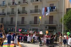 Women open day, le scuole Petronelli e Cezza alle prese con lo sport