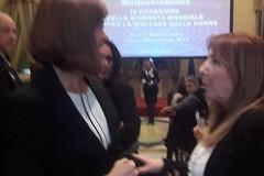 La consigliera Barresi a Montecitorio contro la violenza sulle donne