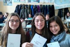 Trovano un portafogli e lo restituiscono, protagoniste tre giovani alunne