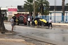Incidente mortale in via Barletta, perdono la vita in due