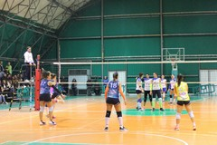 Adriatica Volley Trani in trasferta contro Mesagne Volley